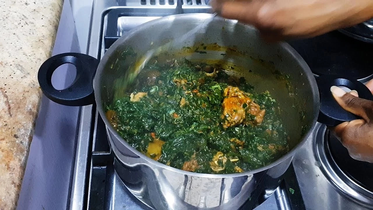 How to Prepare Nigerian Edikang Ikong