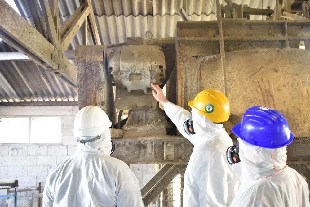 Asbestos demolition survey; Purpose & Benefits