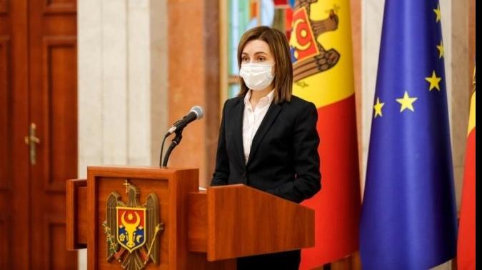 Declarațiile președintelui Republicii Moldova, Maia Sandu, după finalizarea consultărilor cu fracțiunile și grupurile parlamentare