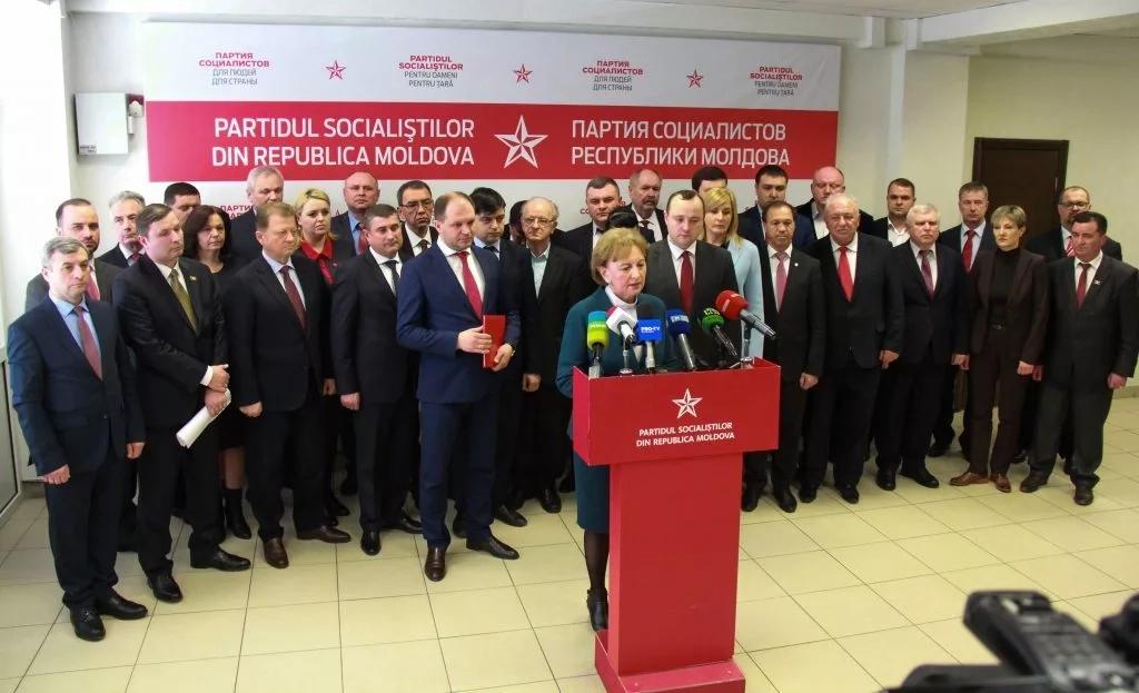 Deputații PSRM aleși, au declarat că sunt pregătiți să lucreze în echipă