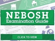 NEBOSH 2020 exams quick reference sheet for students
