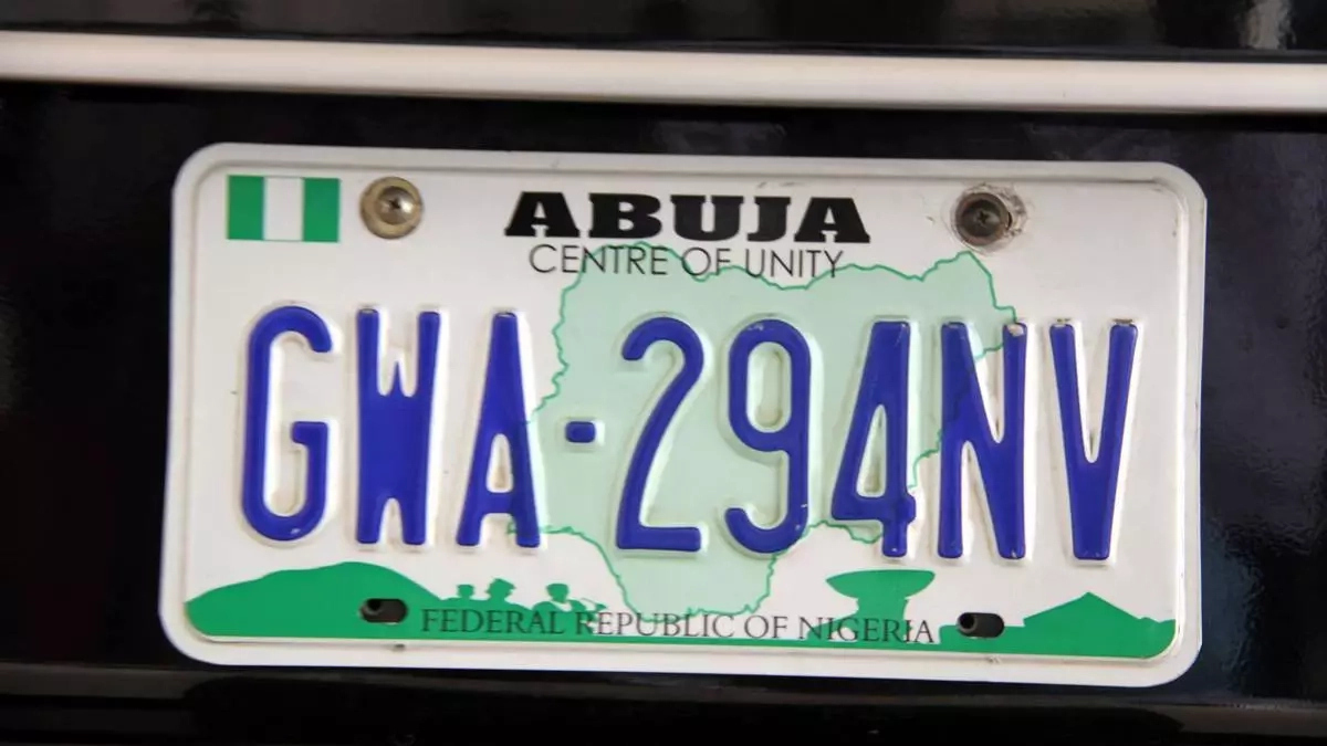 How Much is Abuja Plate Number? and How to Get it