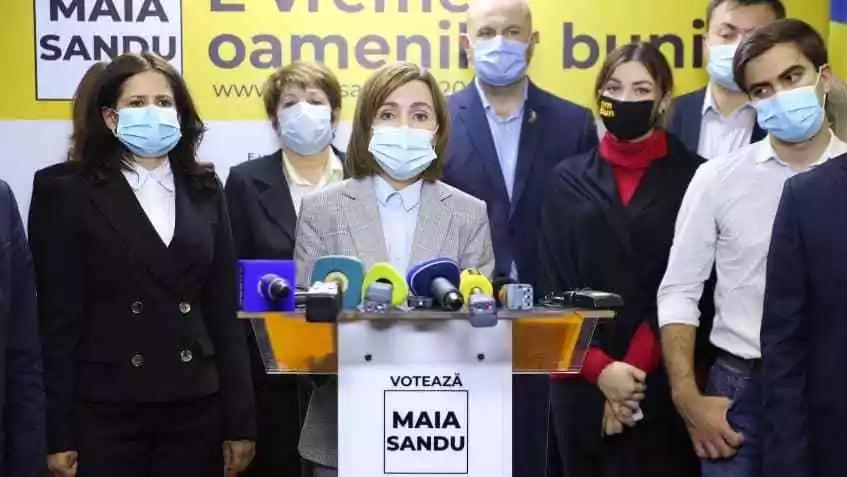 Duminică schimbăm destinul Moldovei. Duminică ieșim cu toții la vot!