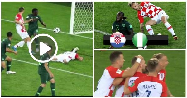 Croatia vs Nigeria 2-0 All Goals & Highlights 2018 World Cup