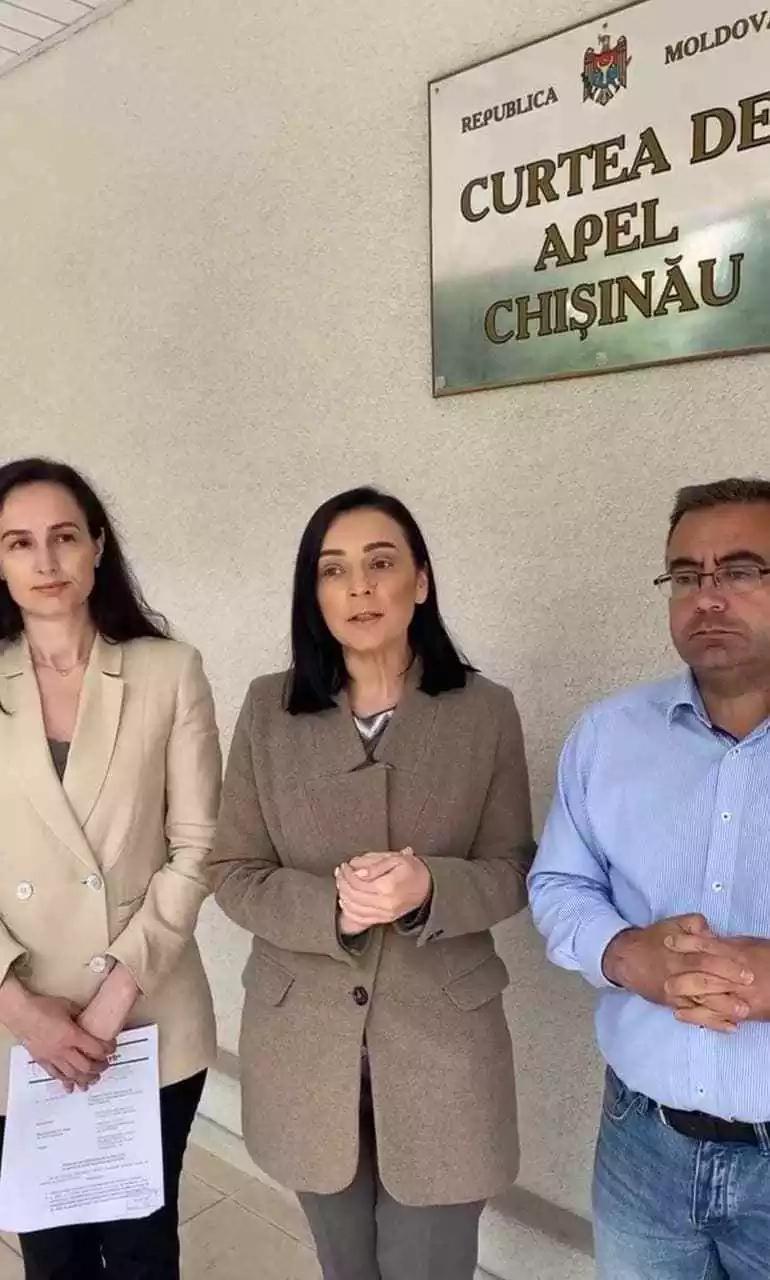 BRU a contestat la CA Chișinău decizia CEC prin care aceasta a refuzat majorarea numărului secțiilor de votare în străinătate