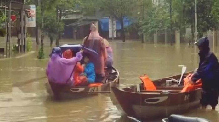 Вьетнамда «Дамри» тайфуны қурбанларының саны және артты