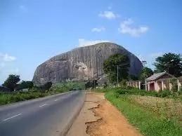 Highest Point Mountain in Nigeria
