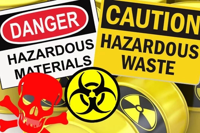 Hazardous waste - Characteristics, Management & Treatment