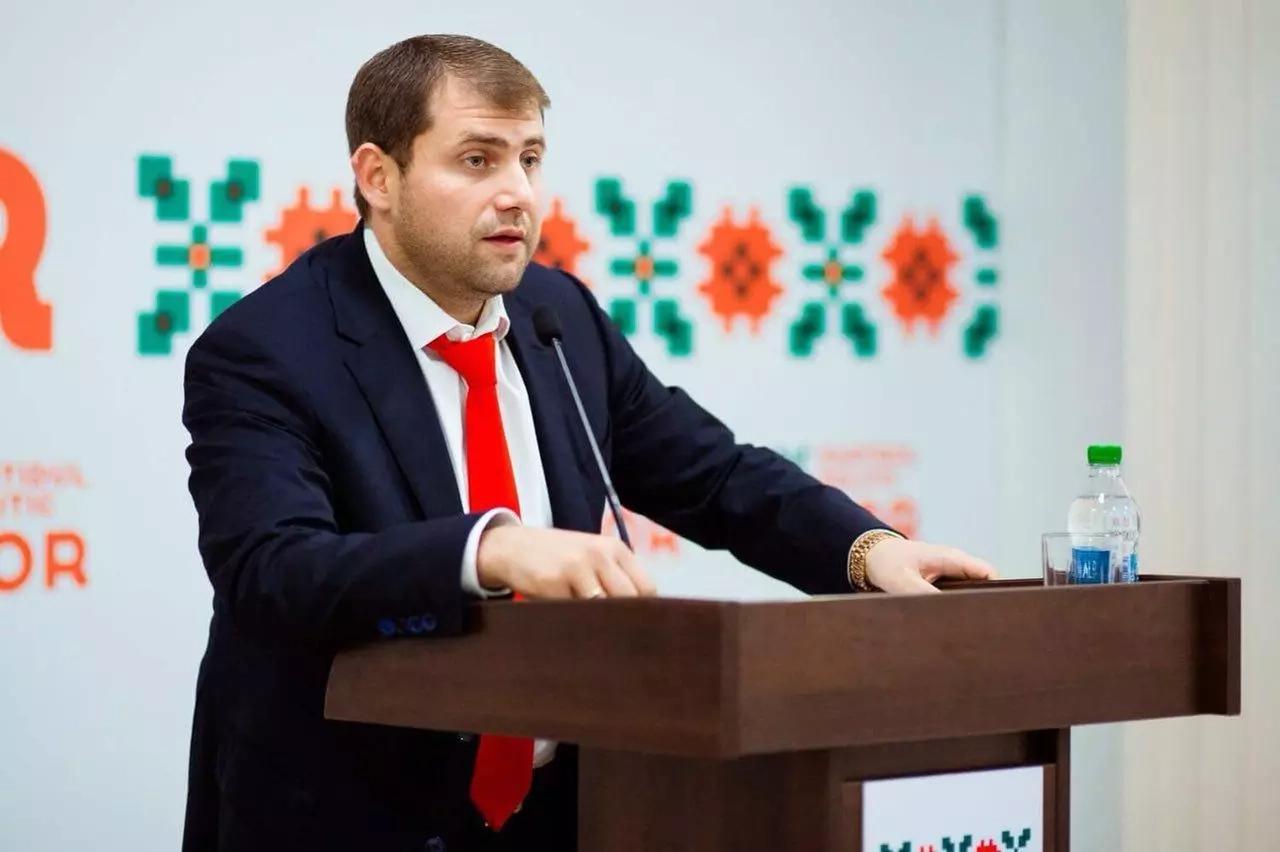 Ilan Șor a prezentat proiectele grandioase de dezvoltare a economiei