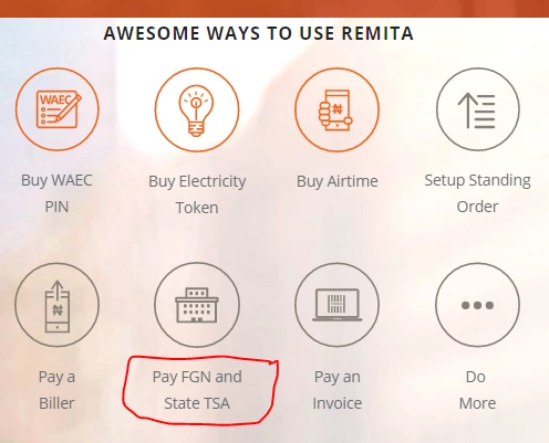 How to generate RRR code from remita.net