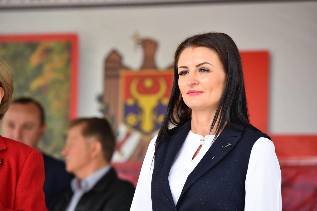 Aliona Briciag a fost înaintată în calitate de candidat al PSRM ce circumscripția electorală Leova