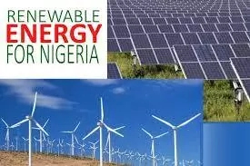 Progress of Renewable Energy in Nigeria