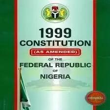 8 Functions of Nigerian Constitution