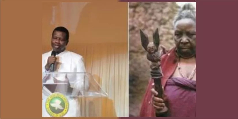 """God used a witch to save my Life"" — Pastor Adeboye"