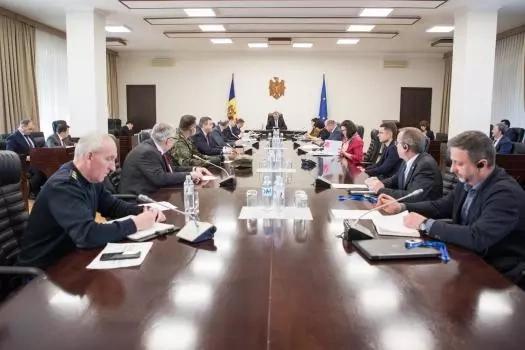 Comisia pentru Situații Excepționale a Republicii Moldova