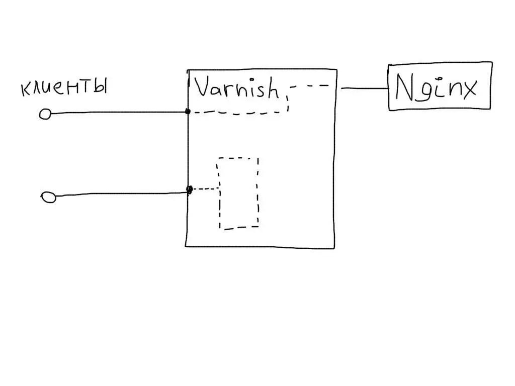 Varnish + Nginx