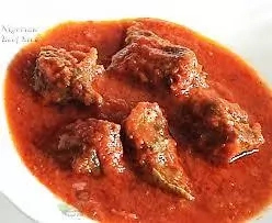 How To Cook Fried Goat Meat Stew In Nigeria