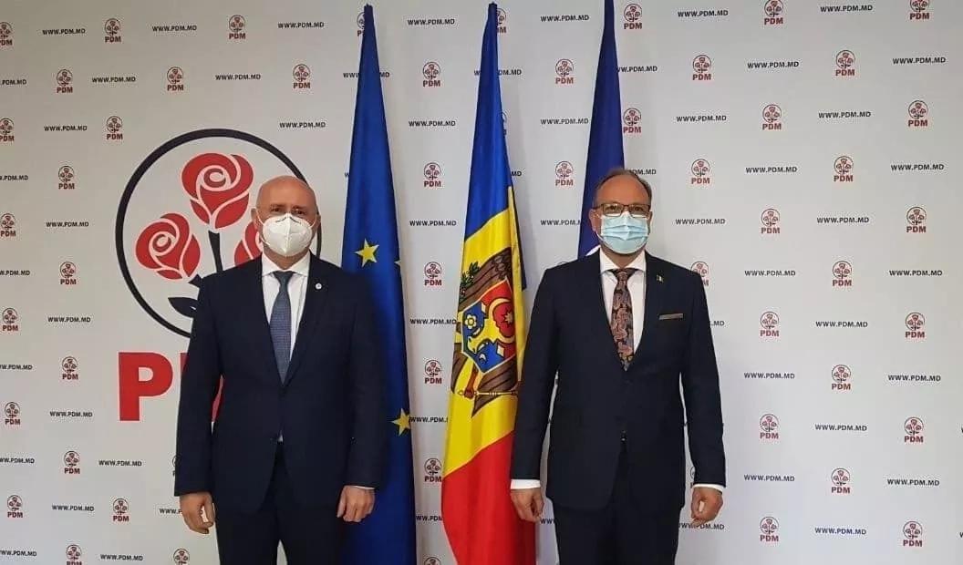 Faptele vorbesc despre relația dintre Chișinău și București, una plină de sens și conținut