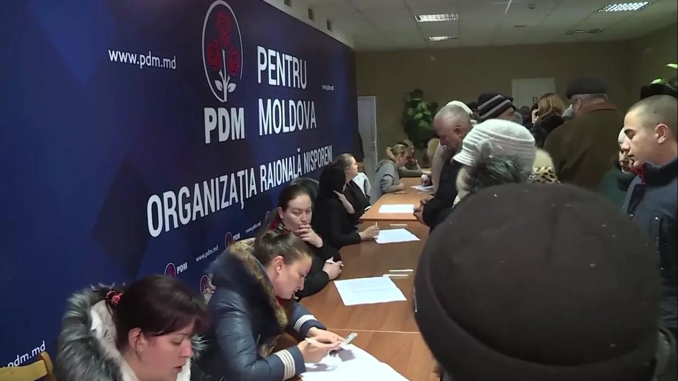 Blocul ACUM DA-PAS cere scoaterea din cursa electorală a lui Vlad Plahotniuc