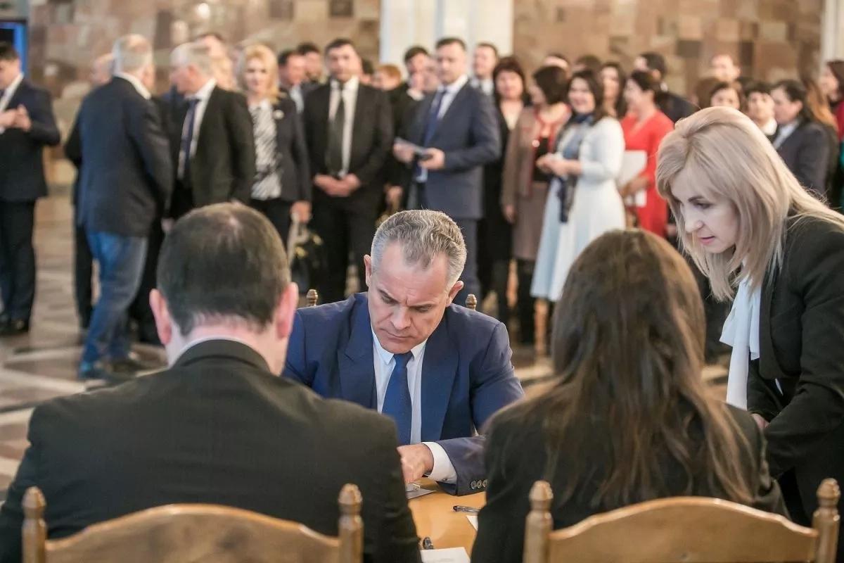 PDM a depus la CEC lista națională a partidului pentru alegerile parlamentare