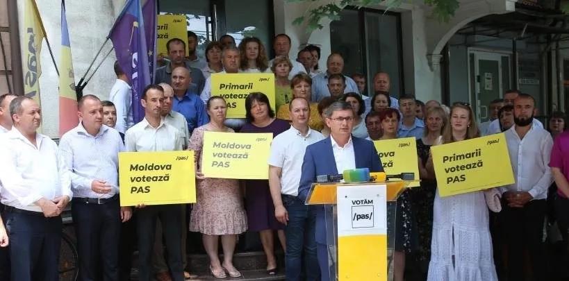 Primarii îndeamnă cetățenii să voteze PAS