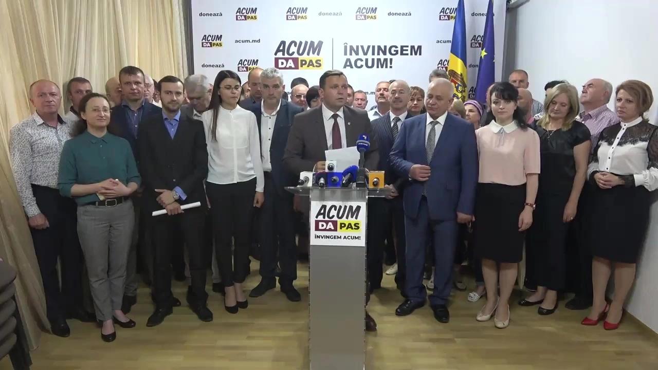 Decizia Consiliului Politic Național al Platformei DA cu privire la soluțiile de depășire a crizei politice din Republica Moldova