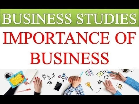 Importance of Business Studies