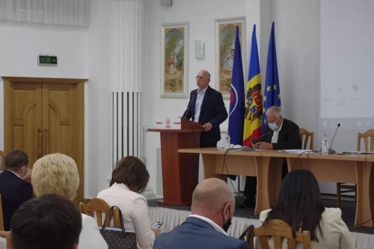 Consiliul Politic Național al Partidului Democrat din Moldova