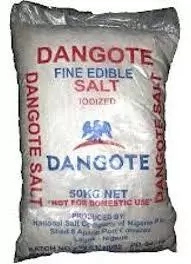 How Much Is A Bag Of Salt In Nigeria 2019