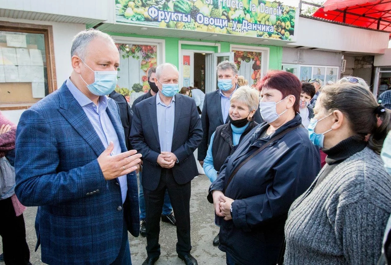 12 întâlniri cu locuitorii din raioanele Edineț și Dondușeni