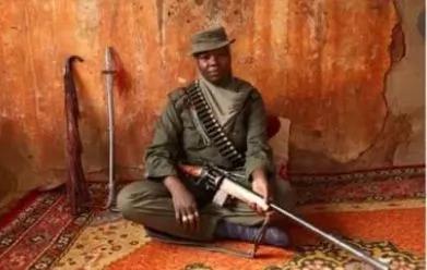 Meet Aisha, a former antelope hunter who now tracks Boko Haram
