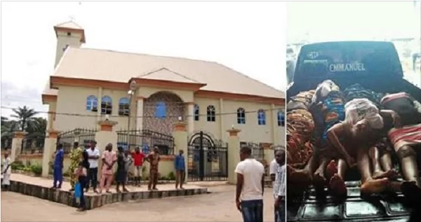 "The man who sh0t the gŪn in the Ozubulu church attack spoke Igbo"" — Anambra State Commissioner of Police says"