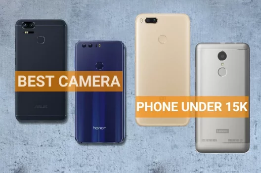 6 best camera smartphones under 15000 in India and where to buy