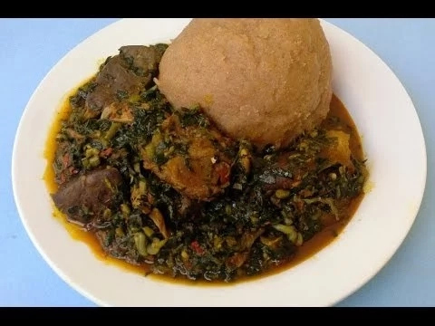 How to Prepare Nigerian Bitter Leaf Soup