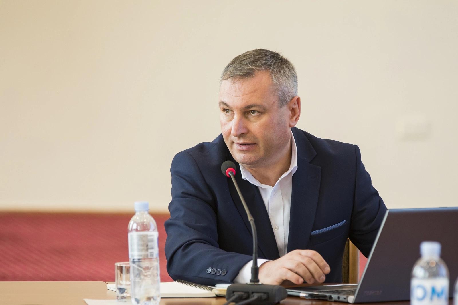 Nicolae Furtună, director al Agenției Naționale pentru Sănătate Publică (ANSP)