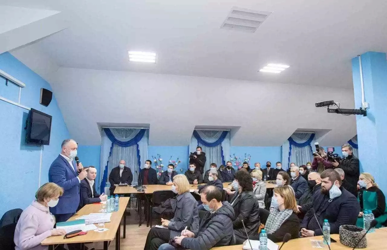 Declarația Consiliului Republican al Partidului Socialiștilor din Republica Moldova