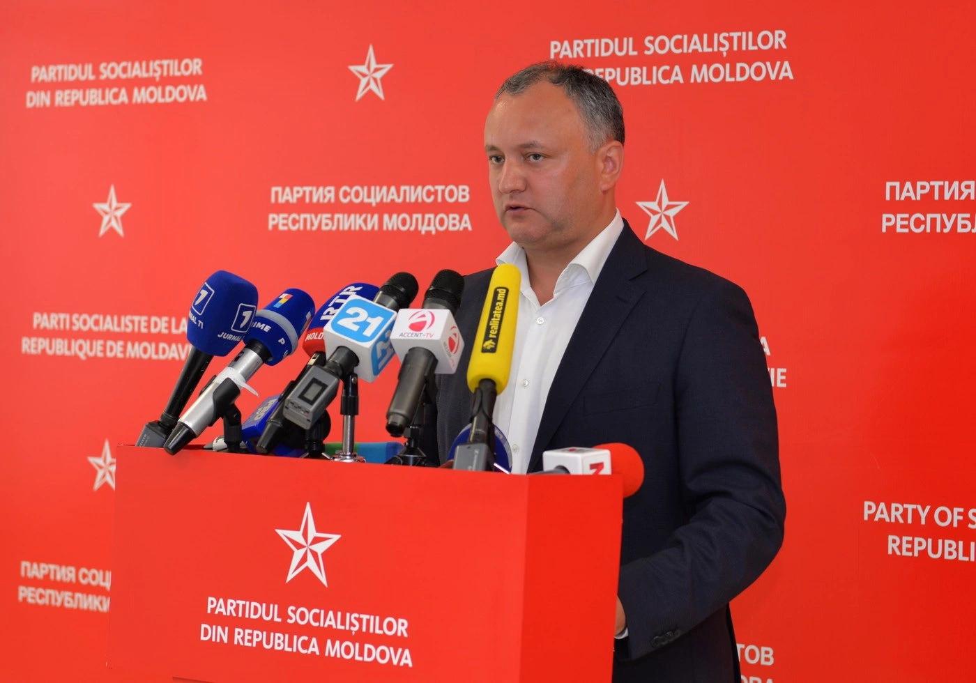 Organele colegiale ale PSRM au decis excluderea din formațiune a tuturor persoanelor care au încălcat principiile partidului