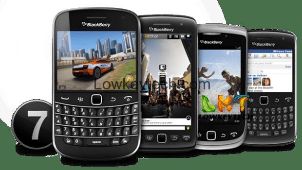 The Cheapest Blackberry In Nigeria